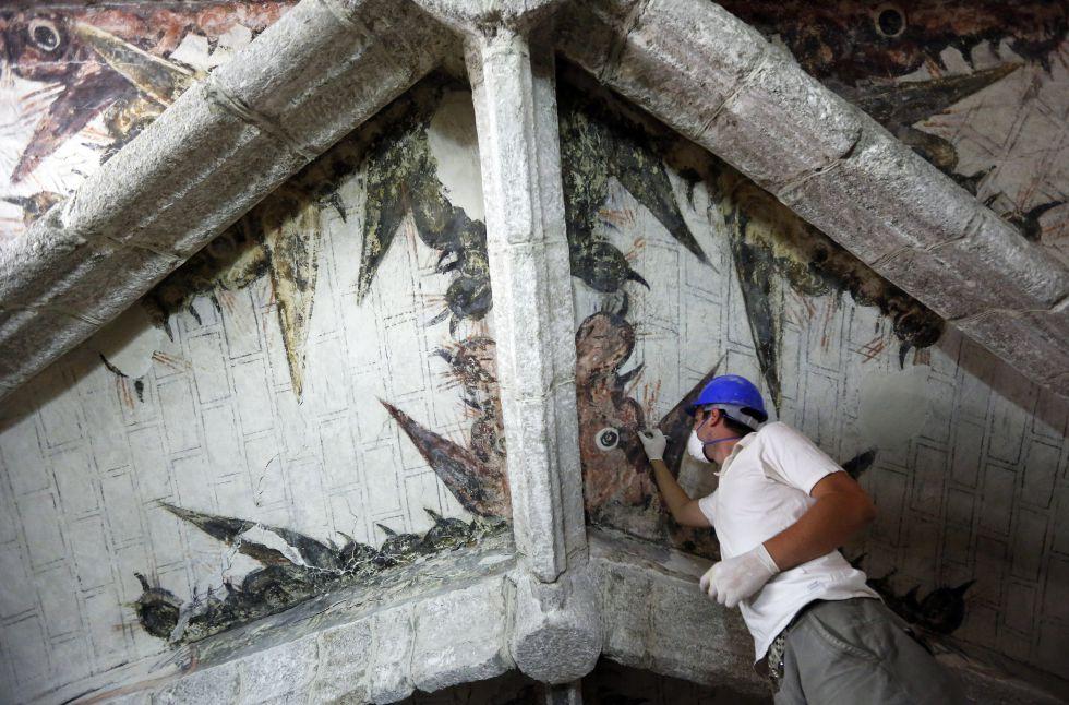 Dragones Iglesia Robledo