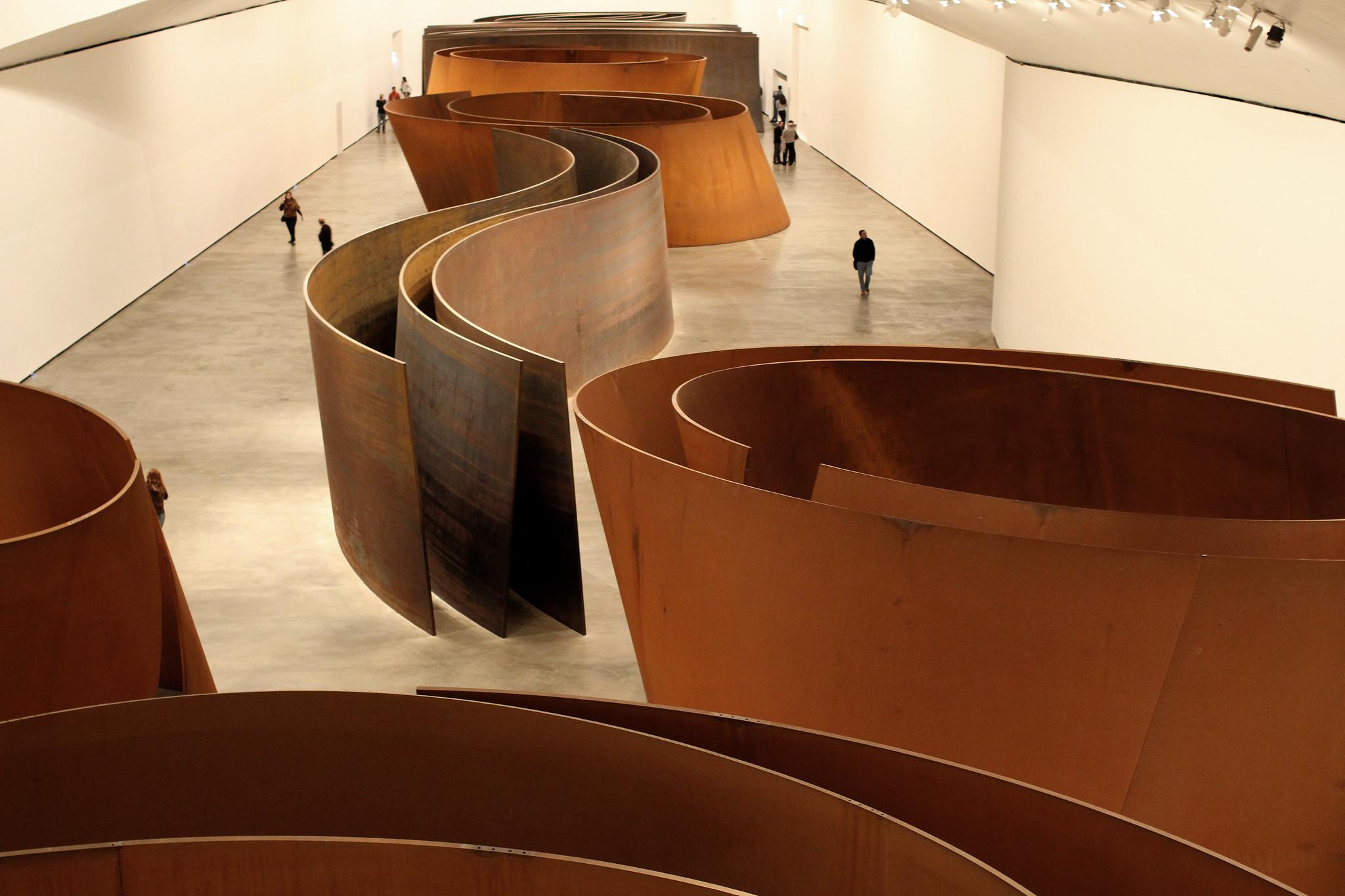 La materia del tiempo (The Matter of Time) Richard Serra