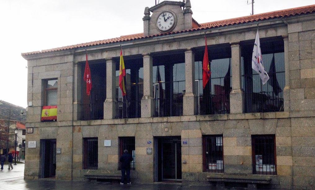 Ayuntamiento Robledo de Chavela