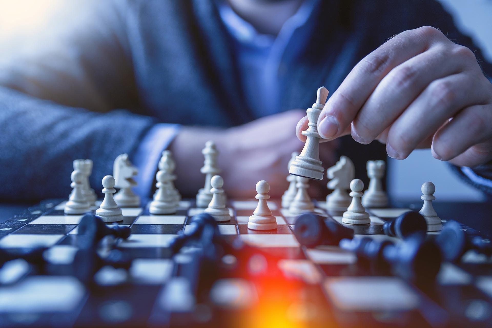 Simultaneas ajedrez
