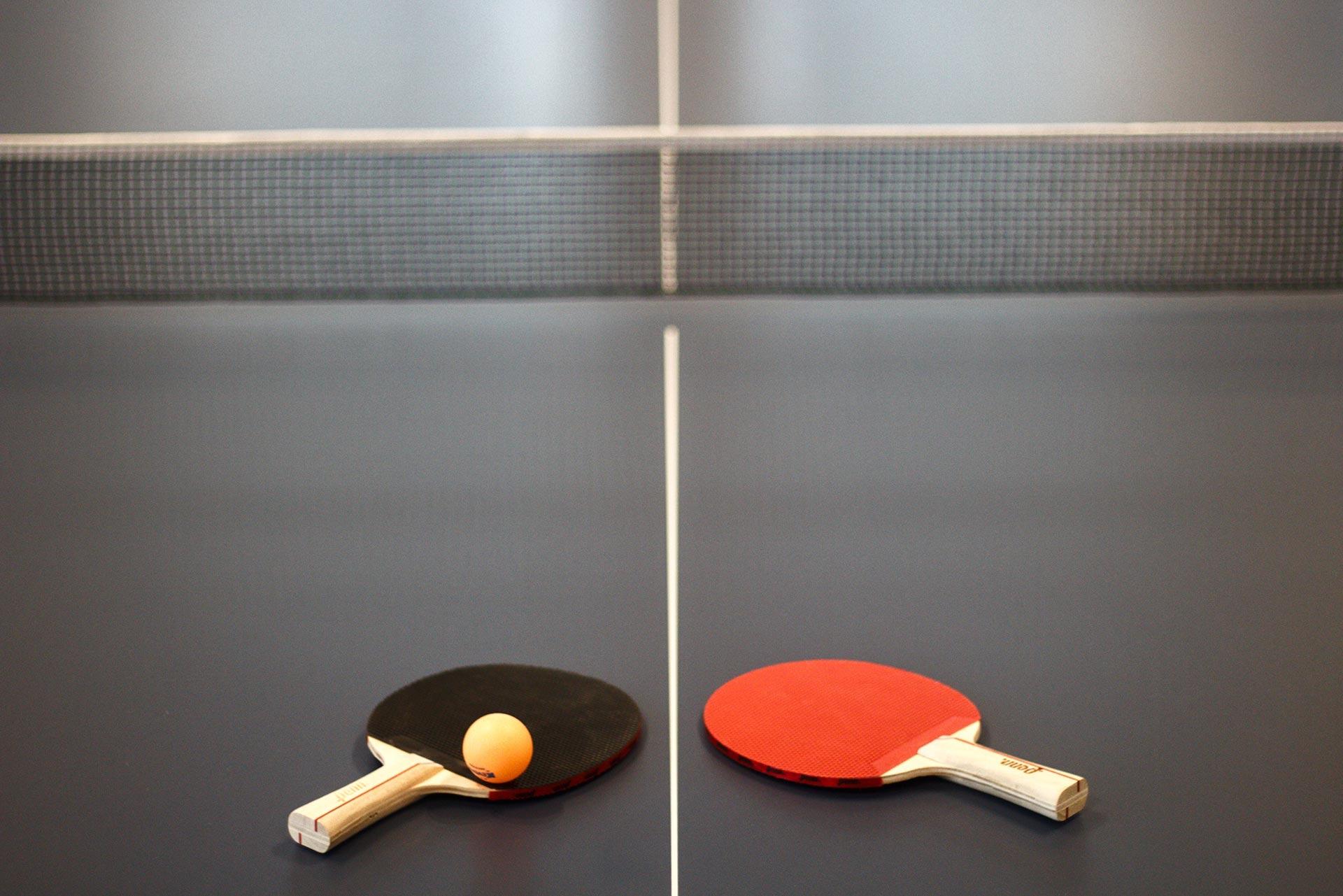 Torneo anual tenis de mesa